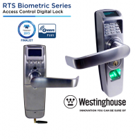 RTS Biometric Access Control Digital Lock