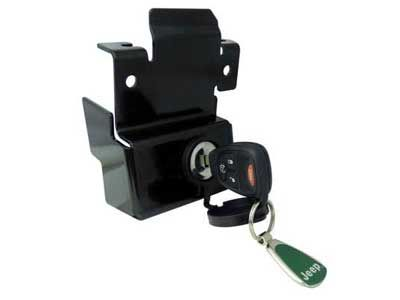 BOLT Lock Jeep Wrangler Hood Lock