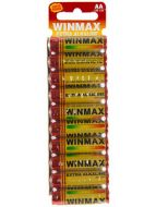 WinMax Extra Alkaline AA Battery - 10 Pack