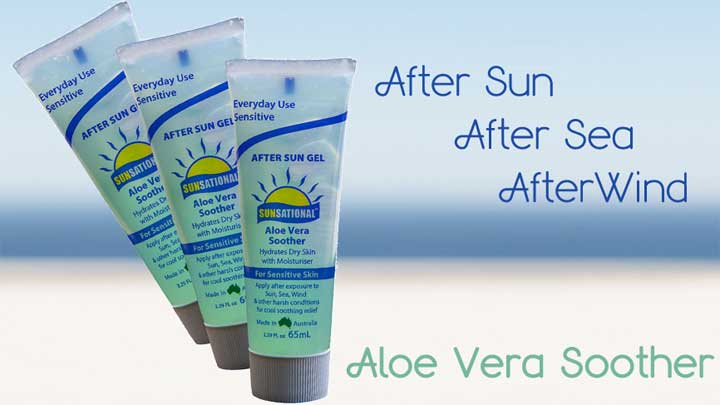 Sunsational After Sun Gel